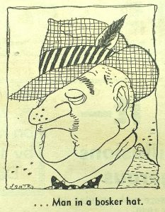 man-in-a-bosker-hat